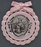 Roman-43084-Pink-Cradle-Medal-0