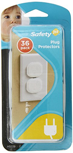 Safety 1st Plug Protectors, 36 Count