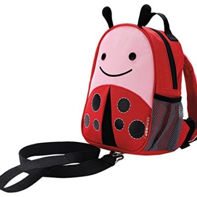 Skip-Hop-Zoo-Little-Kid-and-Toddler-Safety-Harness-Backpack-Livie-Ladybug-0