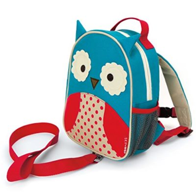 Skip-Hop-Zoo-Little-Kid-and-Toddler-Safety-Harness-Backpack-Otis-Owl-0