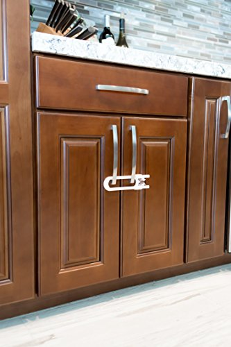 Sliding Cabinet Locks For Child Safety Baby Proof Your