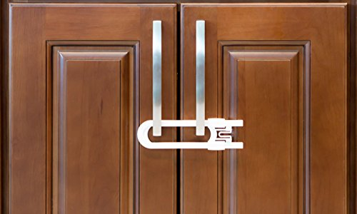 Sliding Cabinet Locks For Child Safety Baby Proof Your Kitchen Bathroom And Storage