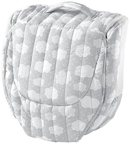 Snuggle Nest Surround XL - Silver Clouds