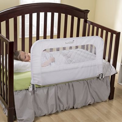 Summer-Infant-2-in-1-Convertible-Crib-to-Bedrail-0