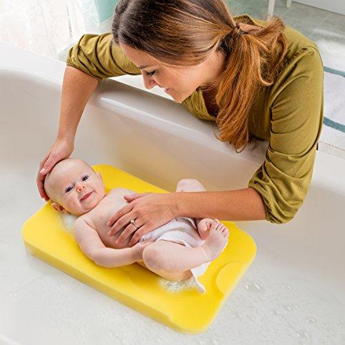 Summer Infant Comfy Bath Sponge - Baby Cribbed