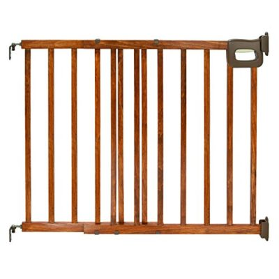 Summer-Infant-Deluxe-Stairway-Simple-to-Secure-Wood-Gate-0