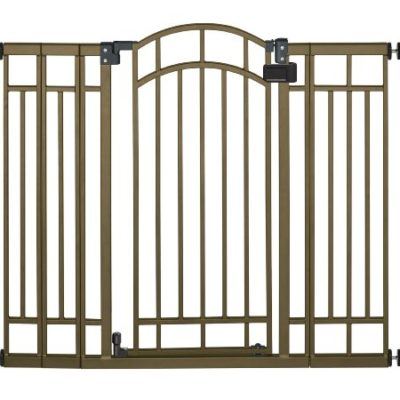 Summer-Infant-Multi-Use-Deco-Extra-Tall-Walk-Thru-Gate-Bronze-0