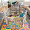 Summer Infant Secure Surround 6-Panel PlaySafe Playard (Styles and Colors May Vary) 1285