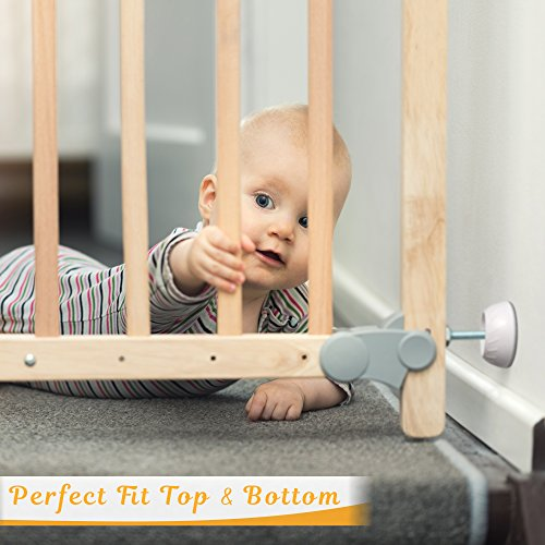 Wall Door Saver For Extra Wide Baby And Pet Gate Secure Baby