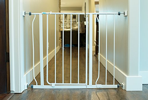 Wall Nanny 4 Pack Made In Usa Indoor Baby Gate Wall