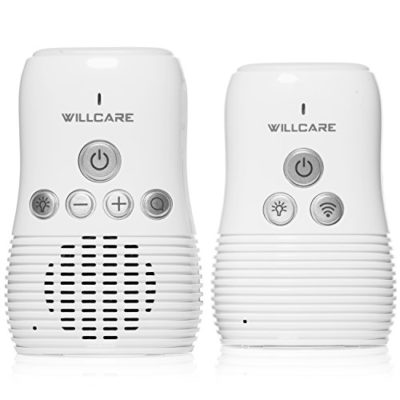 Willcare-Audio-Baby-Monitor-with-Baby-Night-light-and-2-Way-Communication-0