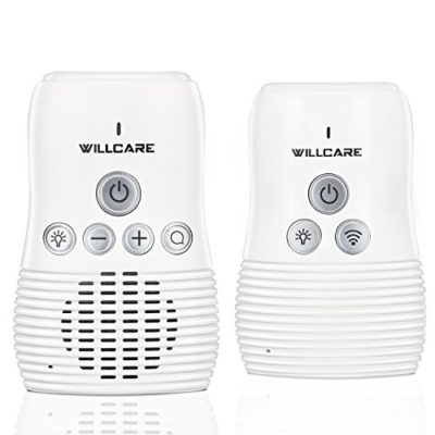 Willcare-Baby-Monitor-Audio-with-Two-Way-Talking-Baby-Night-Light-Battery-Operated-Parent-Unit-and-Long-Range-0