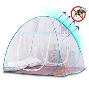 Yoosion Anti Mosquito Nets Pop Up Mosquito Net Bed Tent with Bottom 200(L)*180(W)*150(H) Mosquito Nettings Folding Portable for Baby Toddlers Kids Adult ...  sc 1 st  Baby Cribbed & Yoosion Anti Mosquito Nets Pop Up Mosquito Net Bed Tent with ...