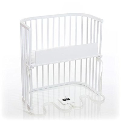 babybay-Bedside-Sleeper-Pure-White-Finish-0