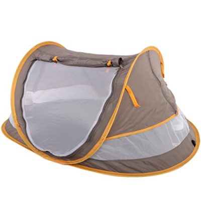 kilofly-Baby-Toddler-Large-Instant-Pop-Up-UPF-35-Travel-Beach-Tent-2-Pegs-0-0