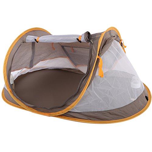 ... kilofly Baby Toddler (Medium) Instant Pop Up UPF 35+ Travel Beach Tent + ...  sc 1 st  Baby Cribbed & kilofly Baby Toddler (Medium) Instant Pop Up UPF 35+ Travel Beach ...