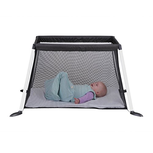 Miclassic 2in1 Rocking Bassinet One Second Fold Travel